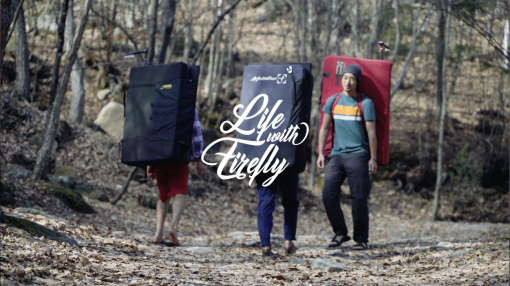 THE NORTH FACE「LIFE WITH FIREFLY」