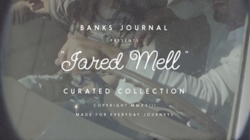 BANKS JOURNAL brand video