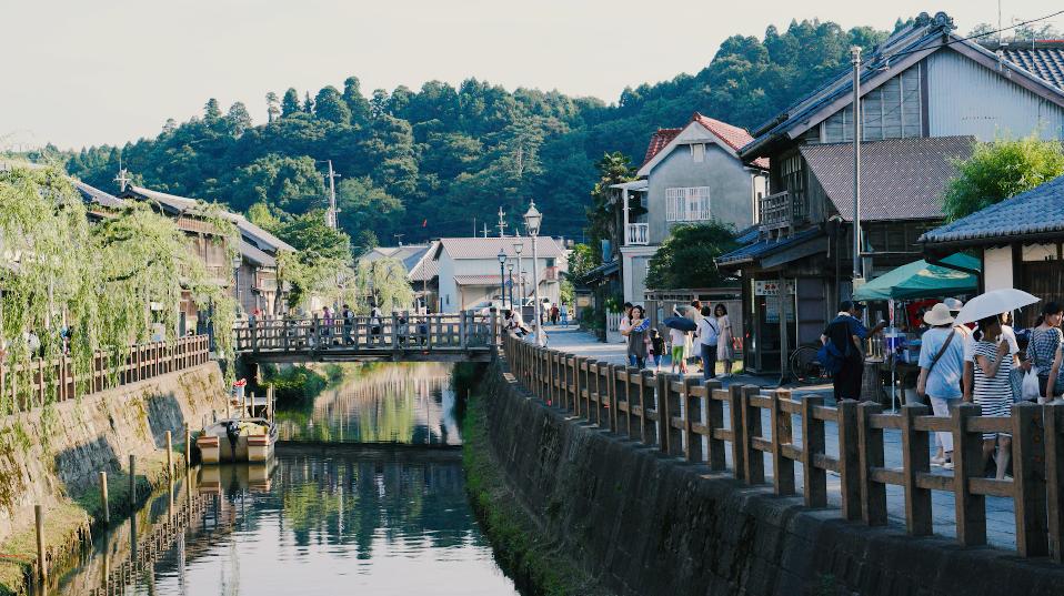 """Chiba Prefecture """"Sawara"""" Tourism PR Video for Inbound-Tourists<br></noscript>""""TWO DAY TRIP IN SAWARA"""""""