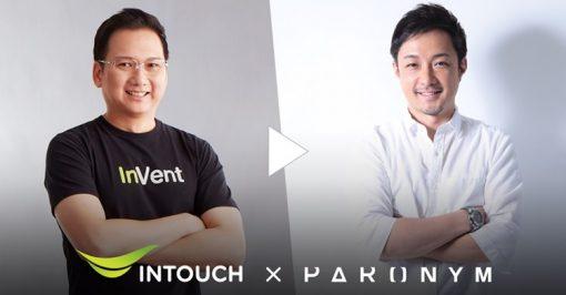 パロニム×Intouch Holdings PLCの事業連携を発表<br></noscript><br>~タイ国内最大手通信会社AISとの<br>インタラクティブ動画での連携を強化~